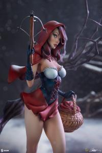 Gallery Image of Red Riding Hood Statue