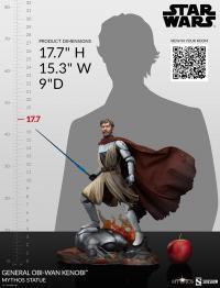 Gallery Image of General Obi-Wan Kenobi™ Mythos Statue