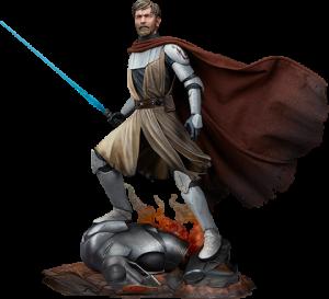 General Obi-Wan Kenobi™ Mythos Statue