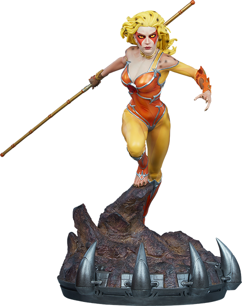 Sideshow Collectibles Cheetara Statue