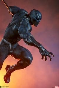 Gallery Image of Black Panther Statue