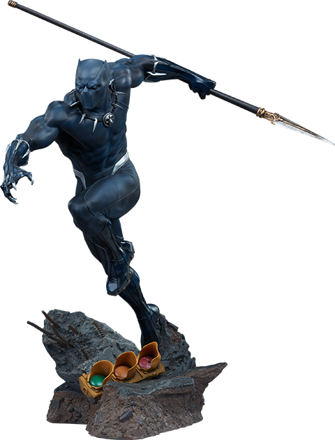 Sideshow Collectibles Black Panther Statue