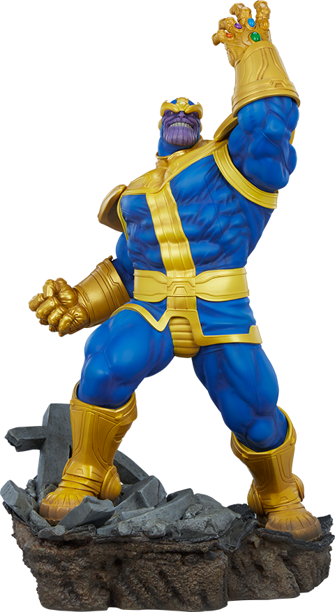 Sideshow Collectibles Thanos (Classic Version) Statue