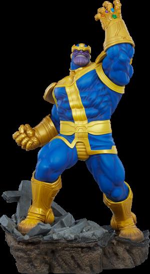 Thanos (Classic Version) Statue
