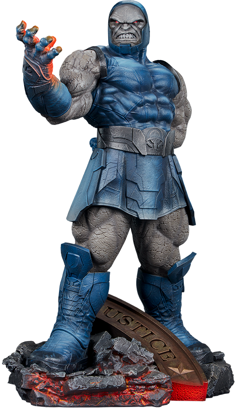 Sideshow Collectibles Darkseid Maquette