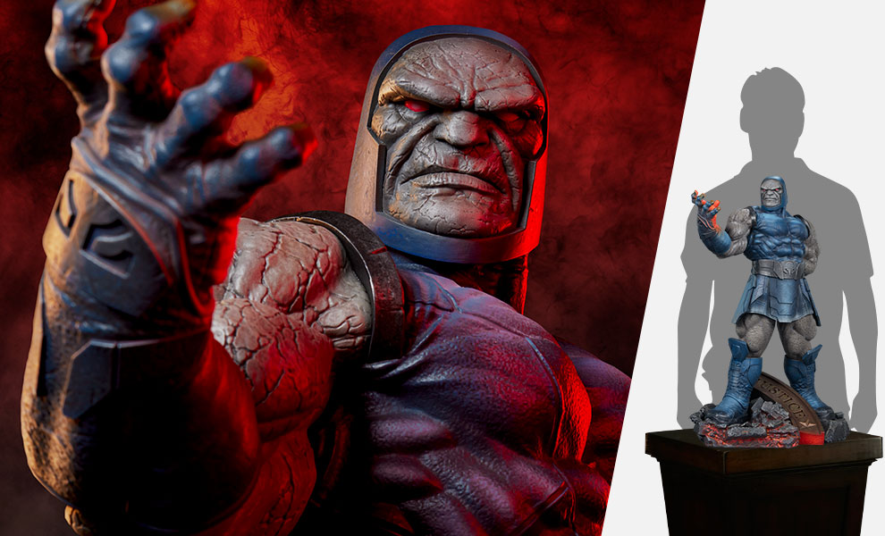 Gallery Feature Image of Darkseid Maquette - Click to open image gallery