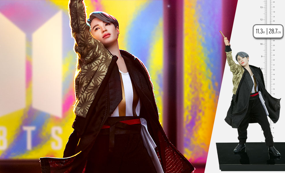 Gallery Feature Image of Jimin Deluxe Statue - Click to open image gallery