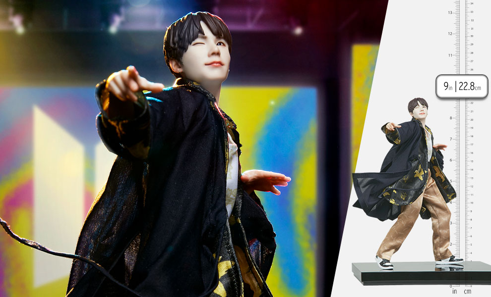 Gallery Feature Image of SUGA Deluxe Statue - Click to open image gallery