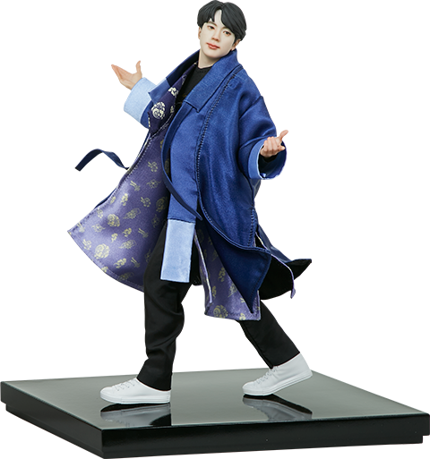 Sideshow Collectibles Jin Deluxe Statue
