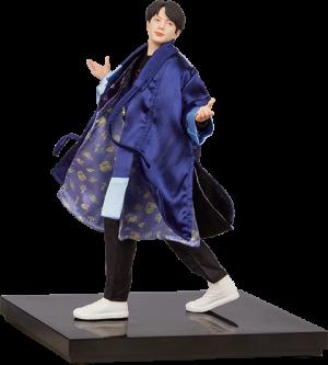 Jin Deluxe Statue