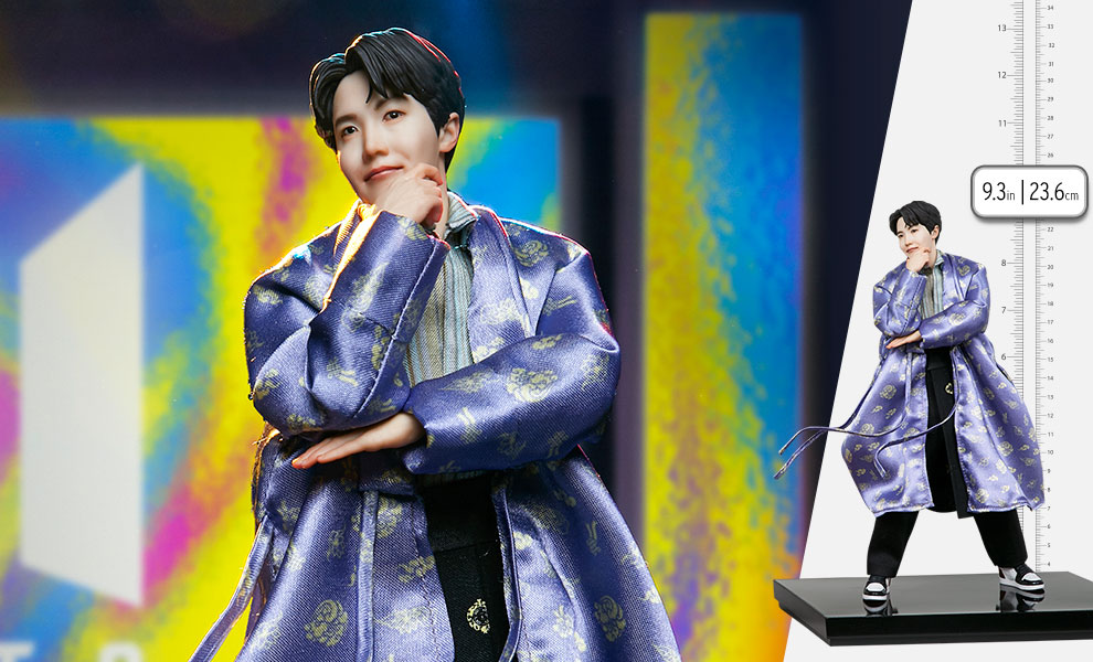 Gallery Feature Image of j-hope Deluxe Statue - Click to open image gallery