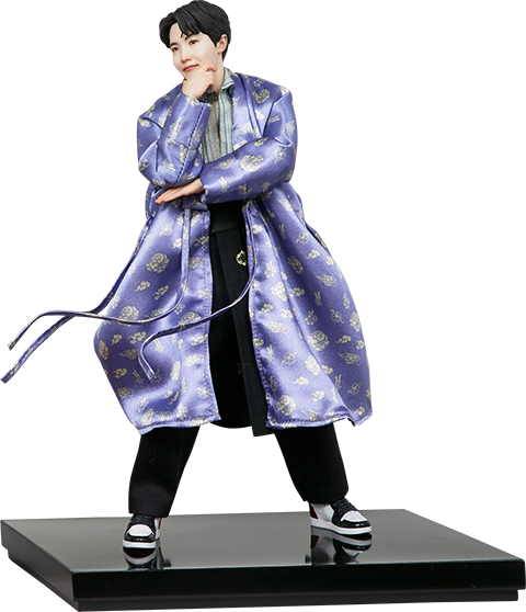 Sideshow Collectibles j-hope Deluxe Statue