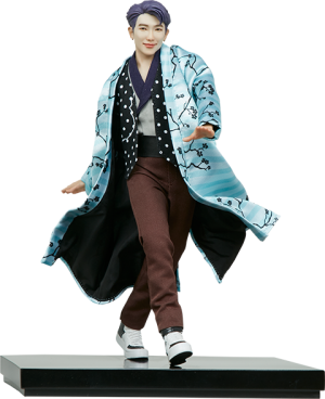RM Deluxe Statue