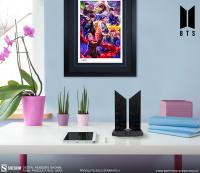 Gallery Image of Premium BTS Logo: Hangeul Edition Replica