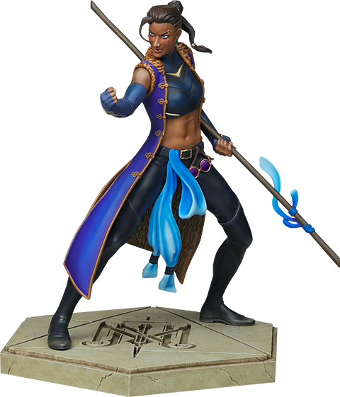 Sideshow Collectibles Beau - Mighty Nein Statue