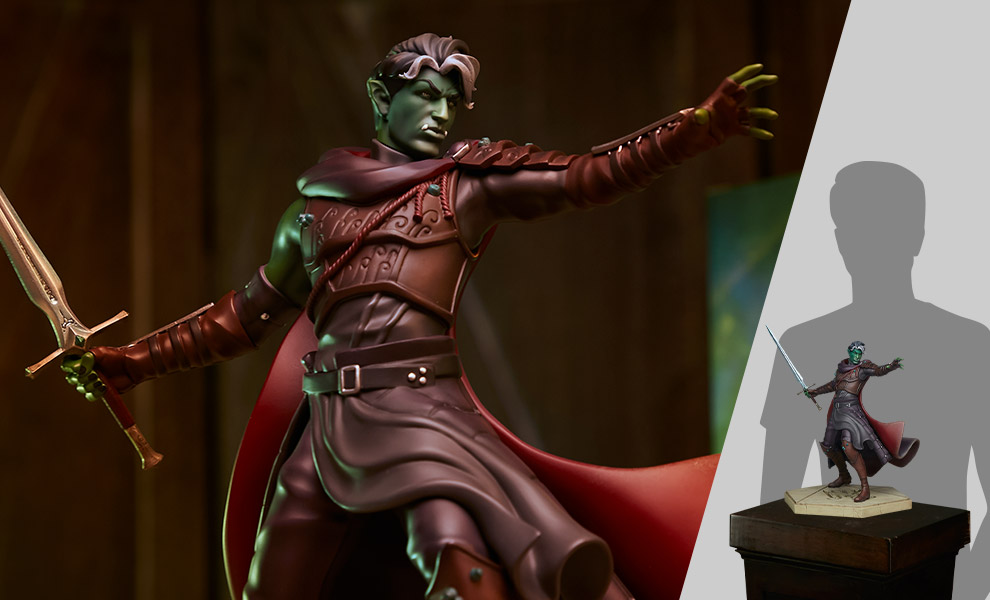 Gallery Feature Image of Fjord - Mighty Nein Statue - Click to open image gallery