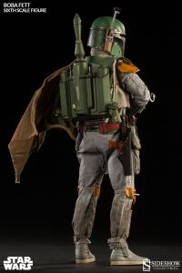 Gallery Image of Boba Fett Sixth Scale Figure