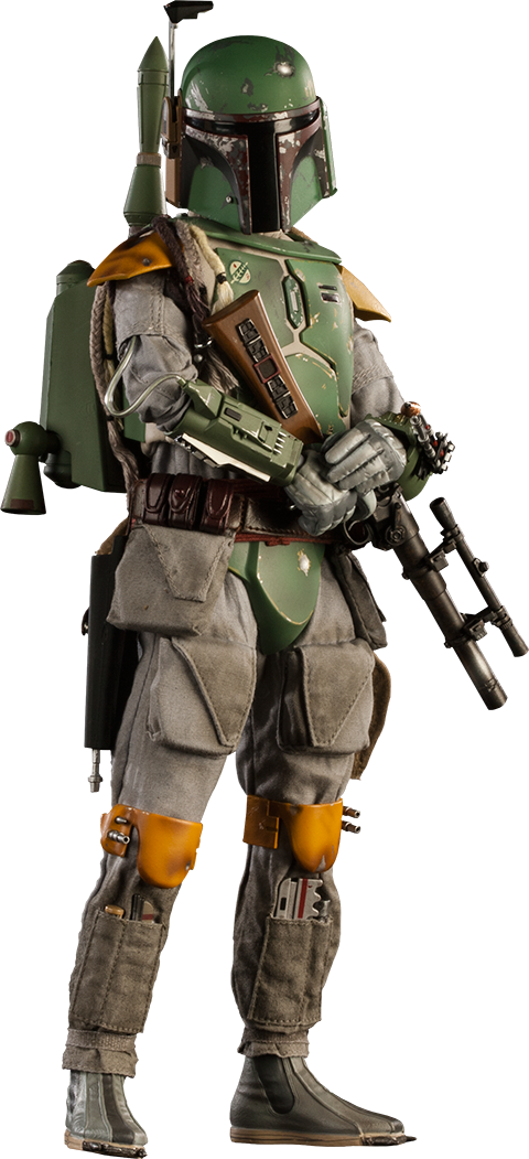 Sideshow Collectibles Boba Fett Sixth Scale Figure