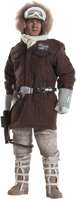 Captain Han Solo - Hoth Sixth Scale Figure