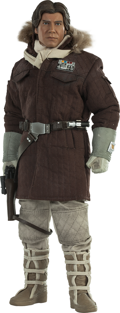 Sideshow Collectibles Captain Han Solo - Hoth Sixth Scale Figure