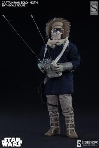 Gallery Image of Captain Han Solo - Hoth Sixth Scale Figure