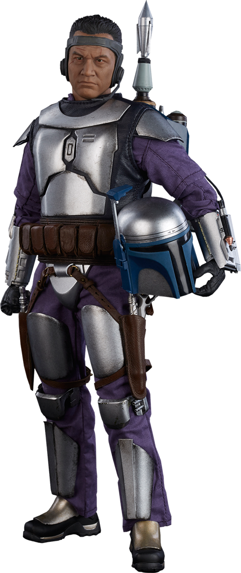 Sideshow Collectibles Jango Fett Sixth Scale Figure