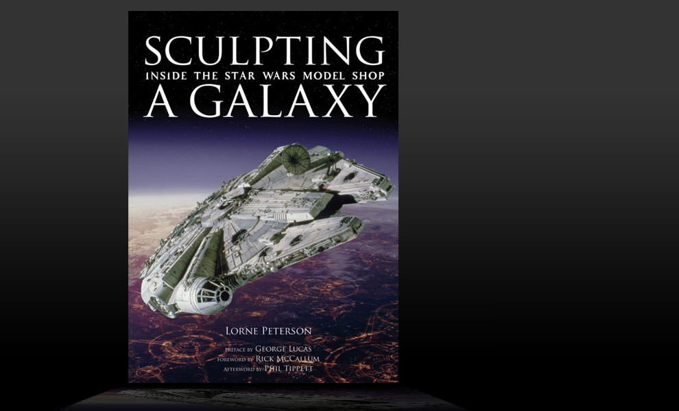 Gallery Feature Image of Sculpting a Galaxy Book - Click to open image gallery