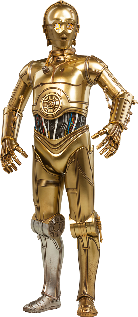Sideshow Collectibles C-3PO Sixth Scale Figure