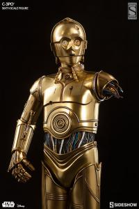 Gallery Image of C-3PO Sixth Scale Figure