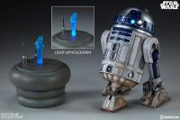 Gallery Image of R2-D2 Deluxe Sixth Scale Figure