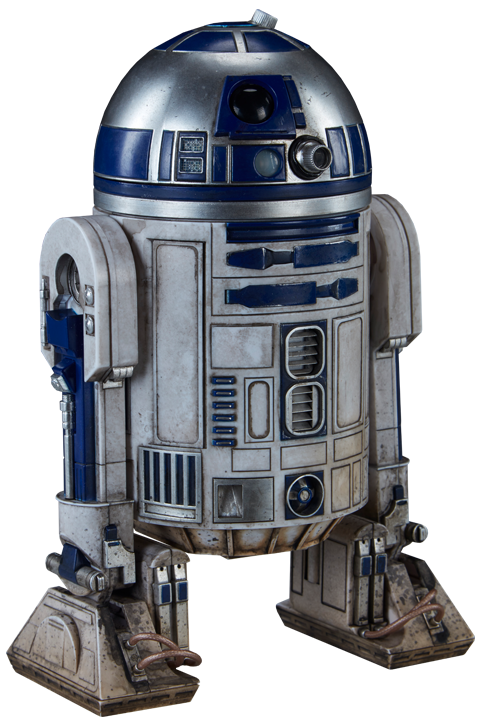 Sideshow Collectibles R2-D2 Deluxe Sixth Scale Figure