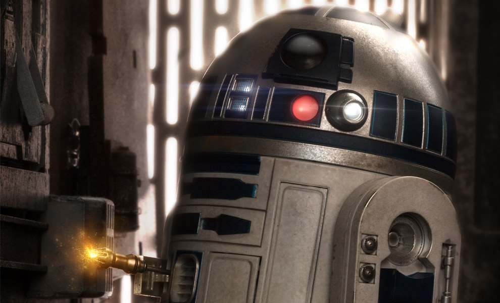 Gallery Feature Image of R2-D2 Deluxe Sixth Scale Figure - Click to open image gallery