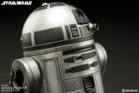 Gallery Image of R2-D2 Unpainted Prototype Sixth Scale Figure