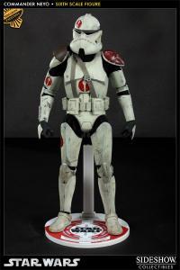 Gallery Image of Commander Neyo Sixth Scale Figure