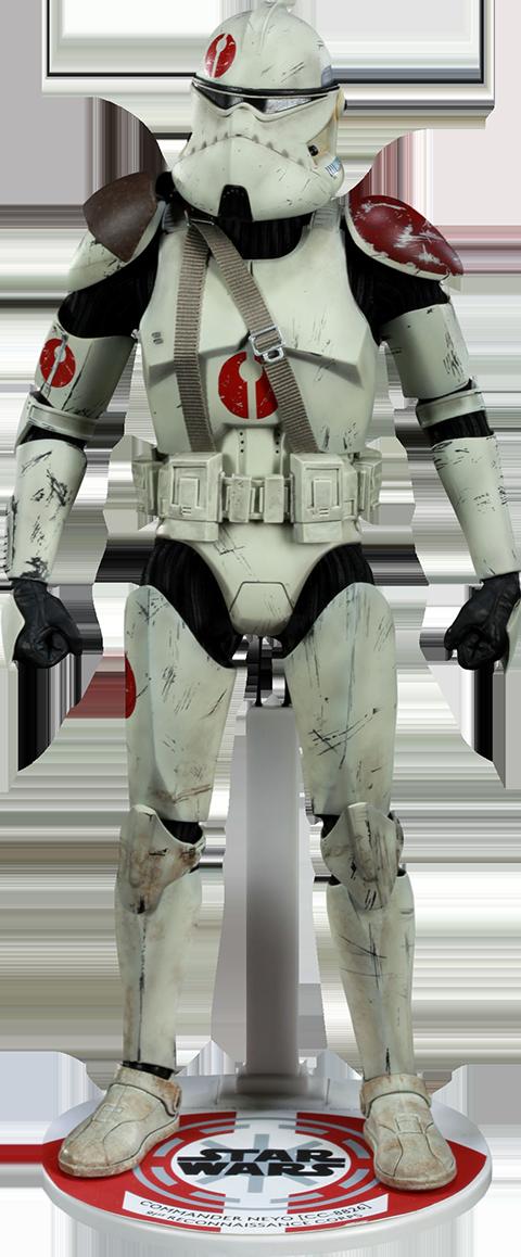 Sideshow Collectibles Commander Neyo Sixth Scale Figure