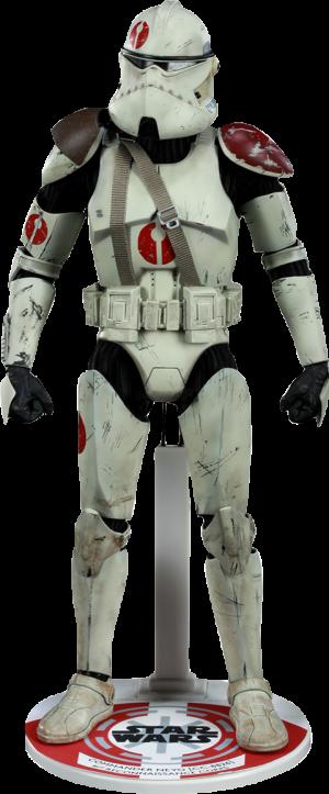 Commander Neyo Sixth Scale Figure