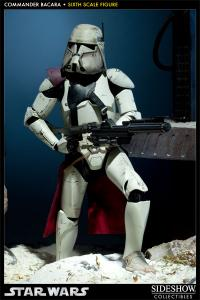 Gallery Image of Commander Bacara Sixth Scale Figure
