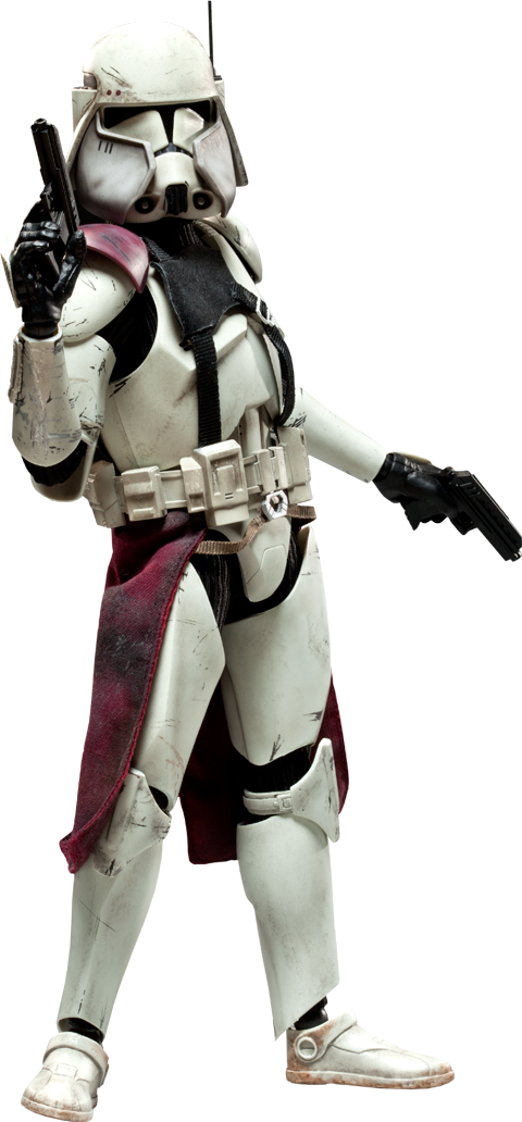 Sideshow Collectibles Commander Bacara Sixth Scale Figure