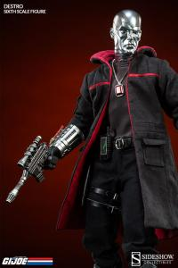 Gallery Image of Destro Sixth Scale Figure