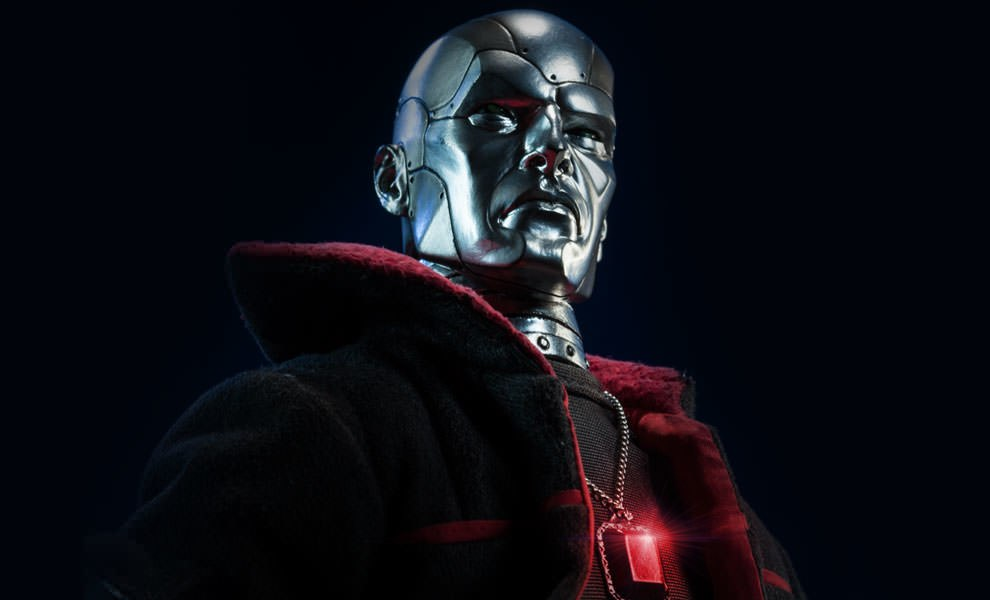Gallery Feature Image of Destro Sixth Scale Figure - Click to open image gallery