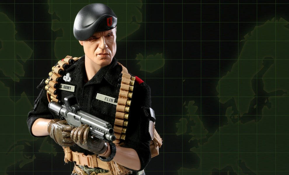 Gallery Feature Image of Flint Sixth Scale Figure - Click to open image gallery