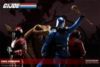 Gallery Image of Cobra Commander Diorama Polystone Diorama