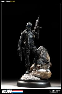 Gallery Image of Snake Eyes and Timber Polystone Statue