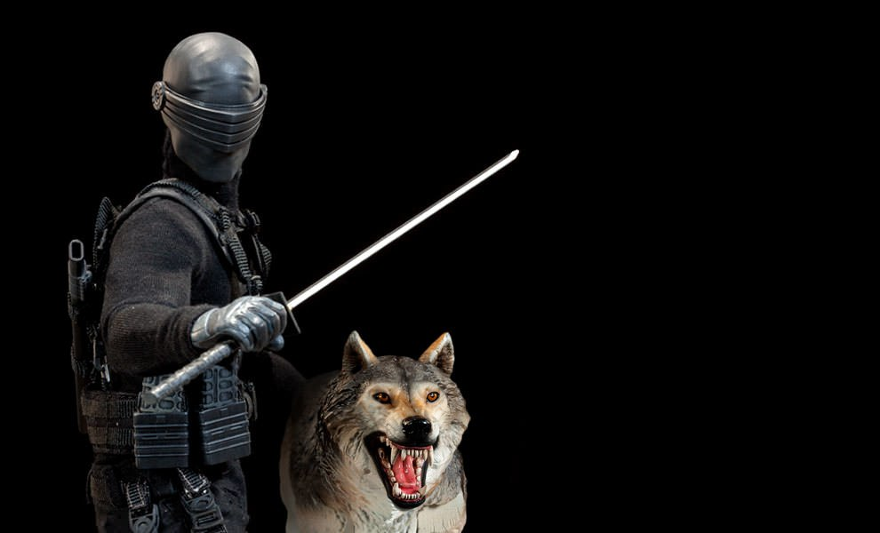 Gallery Feature Image of Snake Eyes and Timber Sixth Scale Figure - Click to open image gallery
