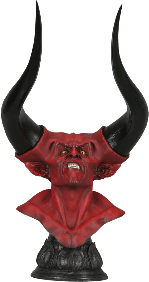 Sideshow Collectibles The Lord of Darkness Life-Size Bust