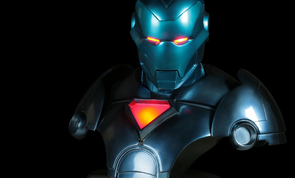 Gallery Feature Image of Stealth Iron Man Legendary Scale™ Bust - Click to open image gallery