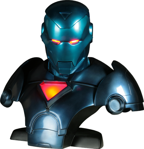 Sideshow Collectibles Stealth Iron Man Legendary Scale Bust