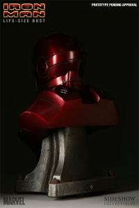 Gallery Image of Iron Man Life-Size Bust