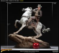 Gallery Image of Indiana Jones 'Pursuit of the Ark' Polystone Statue