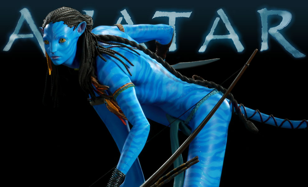 Gallery Feature Image of Neytiri Polystone Statue - Click to open image gallery